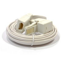 Commtel 10m Extn Lead with Privacy Adapter